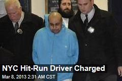NYC Hit-Run Driver Charged