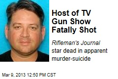 Host of TV Gun Show Fatally Shot