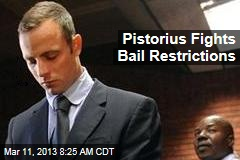 Pistorius Fights Bail Restrictions