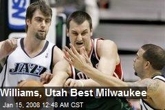 Williams, Utah Best Milwaukee