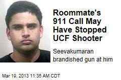 Roommate's 911 Call May Have Stopped UCF Shooter