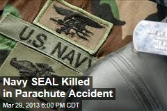 Navy SEAL Killed in Parachute Accident