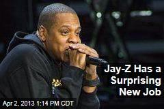 Jay-Z Has a Surprising New Job