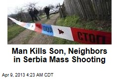 13 Killed in Serbia Mass Shooting