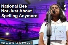 Coming Soon to Nat'l Spelling Bee: Vocab Test