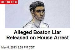 Alleged Boston Liar OK to Release: Prosecutors