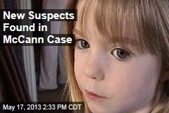 New Suspects Found in Madeleine McCann Case