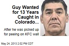 Guy Wanted in LA for 13 Years Caught in Colorado...