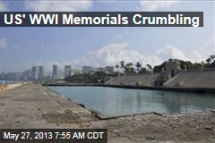 As Funds Dry Up, US War Memorials Crumble