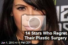 14 Stars Who Regret Their Plastic Surgery