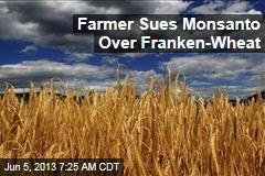 Farmer Sues Monsanto Over Franken-Wheat