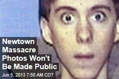 Conn. Blocks Pictures of Newtown Massacre