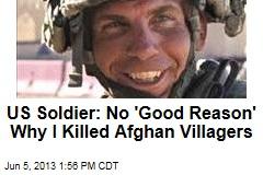 Afghan Massacre Suspect Pleads Guilty