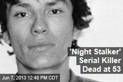 'Night Stalker' Serial Killer Dead at 53
