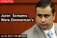 Juror: Zimmerman's 'Heart Was in Right Place'