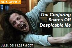 The Conjuring Scares Off Despicable Me