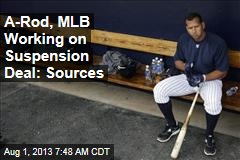 A-Rod, MLB Working on Suspension Deal: Sources