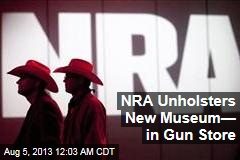 NRA Unholsters Midwest Museum