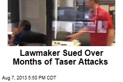 Man Sues GOP Lawmaker Over Taser Attacks