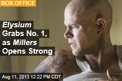 Elysium Grabs No. 1, as Millers Opens Strong
