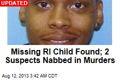 Child Abduction Suspect Found ... But Child is Not