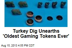 Turkey Dig Unearths 'Oldest Gaming Tokens Ever'