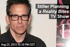 Stiller Planning a Reality Bites TV Show
