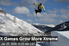 X Games Grow More Xtreme