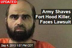 Army Confiscates Beard of Fort Hood Killer