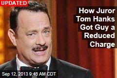Tom Hanks' Real-Life Role: Juror