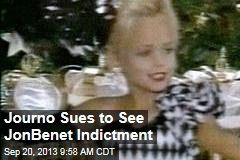 Journo Sues to See JonBenet Indictment