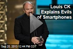 Louis CK Explains Evils of Smartphones