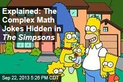 Explained: The Complex Math Jokes Hidden in The Simpsons