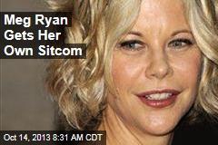 Meg Ryan Gets Her Own Sitcom