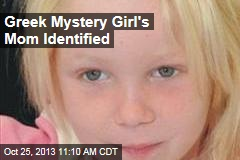 DNA Tests Reveal Greek Mystery Girl's Mom