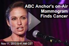 ABC Anchor's on-Air Mammogram Finds Cancer