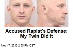 Accused Rapist Allowed to Use 'Evil Twin' Defense