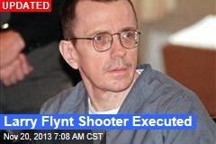 Serial Killer Who Shot Larry Flynt Spared Death