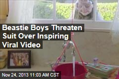 Beastie Boys Threaten Lawsuit Over Inspiring Viral Video