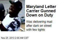 Postal Worker Gunned Down on Duty