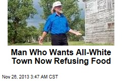 Jailed ND White Supremacist Refusing Food