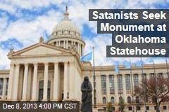 Satanists Seek Monument at Oklahoma Statehouse