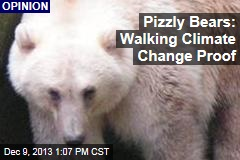Pizzly Bears: Walking Climate Change Proof