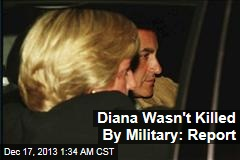Diana's Death: Cops Won't Reopen Investigation