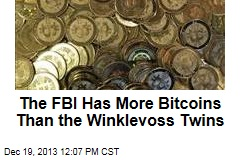 The FBI Has More Bitcoins Than the Winklevoss Twins