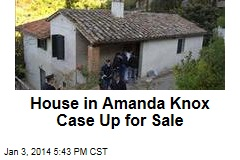 House in Amanda Knox Case Up for Sale