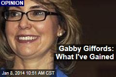 Gabby Giffords: What I've Gained
