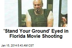'Stand Your Ground' Eyed in Fla. Movie Shooting