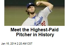 Meet the Highest-Paid Pitcher in History