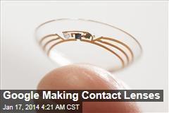 Google Unveils 'Smart Contact Lens' for Diabetics